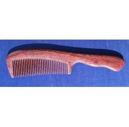 violet Amarant handle comb, ZLL031