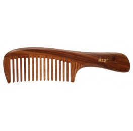 handle comb, Pao Rosa, YHHDS0202