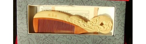 Carved combs
