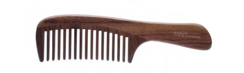 Rare wood combs
