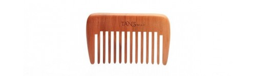 combs + hairbrushes